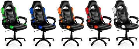 Arozzi Enzo Gaming Chair Orange by Arozzi Enzo Black Gaming Chair Review