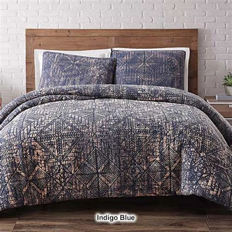 Brooklyn Loom Sand Washed Cotton Quilt Set   Boscov's