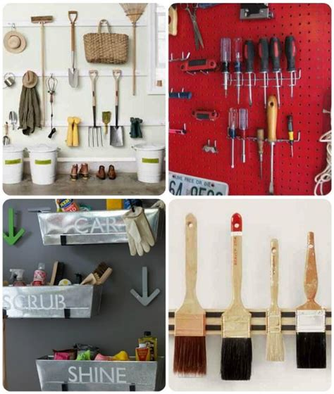 Tool Closet Organization Ideas by 133 Best Images About Cheap Home Organization Ideas On