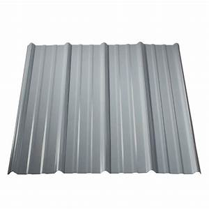 shop metal sales classic rib 3 ft x 8 ft ribbed steel roof With 18 foot metal roofing panels