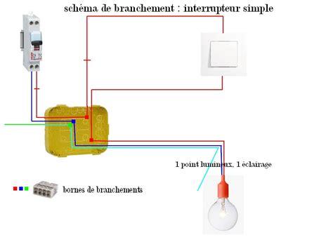 schema de commande eclairage installation 233 lectrique le circuit lumi 232 re leboisd 233 liza