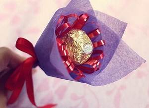 Gifts for Mothers Day - DIY Bouquet of sweets