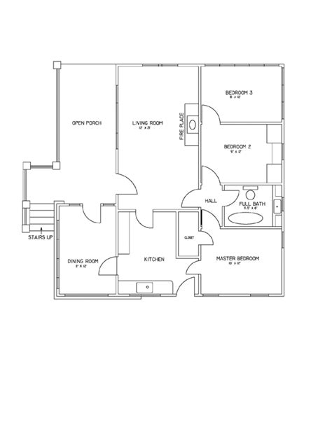 simple open house plans simple floor plans houses flooring picture ideas blogule