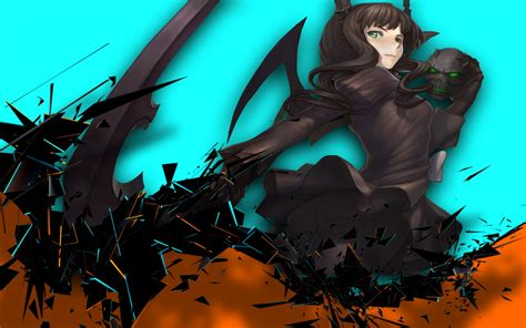 Anime Hd Wallpapers 2560x1600 - black rock shooter dead master anime 2560x1600 wallpaper