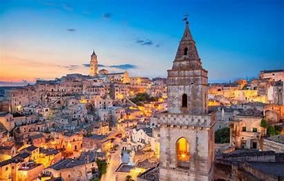 Matera Italy Basilicata Cathedral Culture Plovdiv European