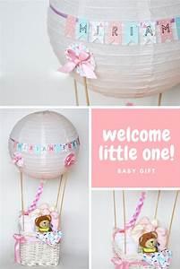 Baby Geschenk Basteln : hei luftballon windelzwerge handmade kultur ~ Frokenaadalensverden.com Haus und Dekorationen