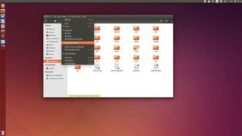 ubuntu bureau à distance ubuntu 14 04 lts les nouveautés du bureau ginjfo