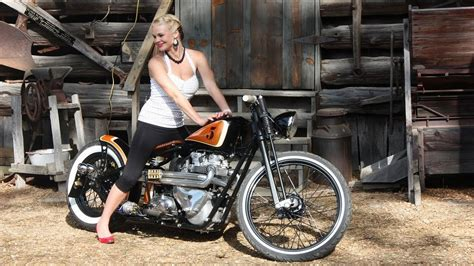 Download Hd 1920x1080 Girls And Bike (motorcycles) Desktop