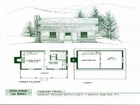 Cabin Floor Plans by Small Cabin Floor Plans With Loft Open Floor Plans Small