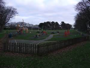 Children39s Playground Poulsom Park Richard Hoare Cc