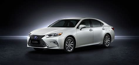 Lexus Es Hd Picture by 2016 Lexus Es Debuts With New Look At Shanghai Auto Show