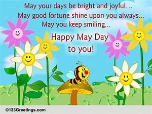 Happy May Day! Free May Day eCards, Greeting Cards | 123 ...