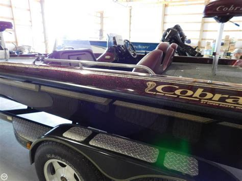 2000 Cobra Bass Boat For Sale 2000 used viper cobra 201d bass boat for sale 23 400