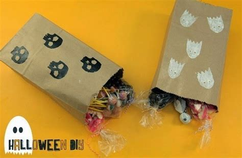 halloween goody bag ideas  easy party decorations