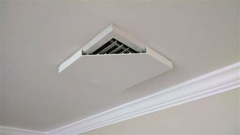 Ceiling Vent Deflector Commercial by Elima Draft Magnetic Air Deflector Register Vent Cover For
