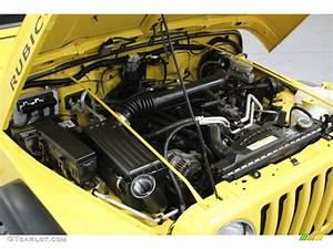 2004 Jeep Wrangler Rubicon 4x4 4 0 Liter Ohv 12