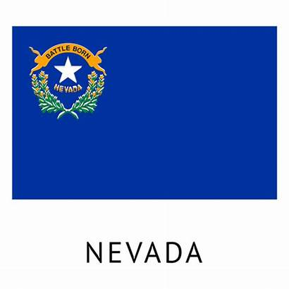 State Nevada Transparent Flag Clipart Vegas Welcome