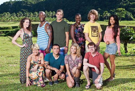 'Survivor' Cast Announced For Fans Vs. Favorites Season 26 ...