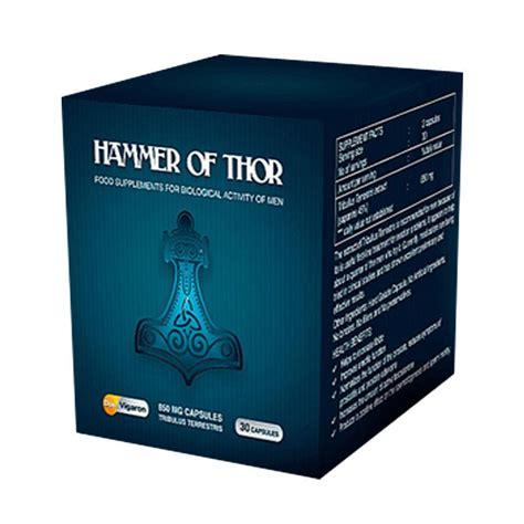 jual obat herbal hammer of thor original suplemen 30 caps
