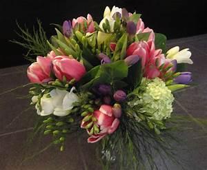 Bouquet De Printemps : bouquet de fleurs 60 ans ~ Melissatoandfro.com Idées de Décoration
