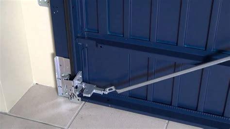 Securing Up And Garage Door by Garador Secured By Design Garage Door Enhanced Security