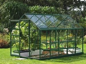 Gewächshaus Aus Glas : vitavia glas gew chshaus venus 6200 6 2m dunkelgr n ~ Whattoseeinmadrid.com Haus und Dekorationen