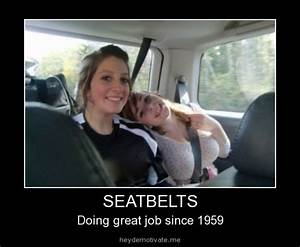 Seatbelts - Girl meme