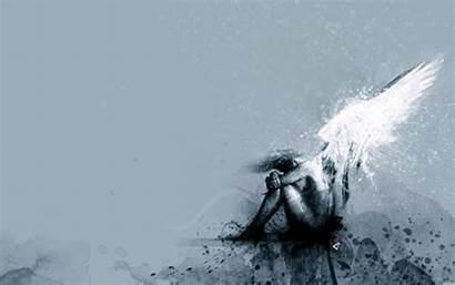 Fallen Wallpapers Angels Angel Desktop Pixel Wallpapersafari