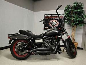 This custom 2008 Harley-Davidson FXDF Dyna Fat Bob is a ...
