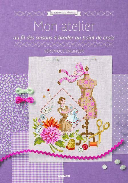 Toile De A Broder by Mon Jardin Sur La Toile V 233 Ronique Enginger Mon Atelier Au Fil Des Saisons 224 Broder Au Point