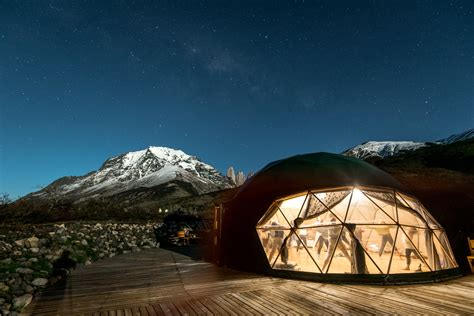 stay  torres del paine national park chile