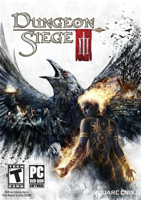 dungeon siege 3 xbox 360 review dungeon siege iii pc ign