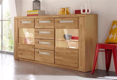 küchenzeile 140 cm sideboard 187 kolding 171 breite 140 cm mit 2 glast 252 ren otto