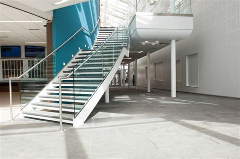 TAPER LOC® System eases Balustrade installation at New