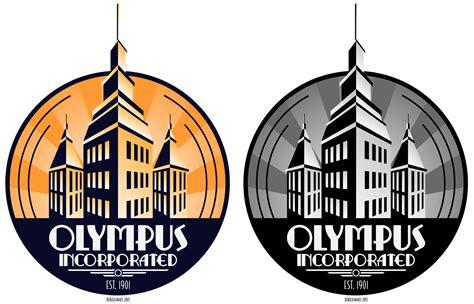 deco logo design olympus incorporated deco logo by derkasnake on deviantart