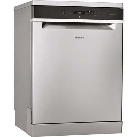 Whirlpool Supremeclean Wfo 3t323 6p X Dishwasher In