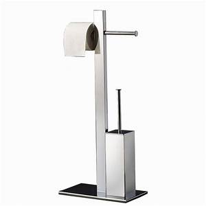 Shop, Nameeks, Gedy, Chrome, Freestanding, Floor, Toilet, Paper, Holder, At, Lowes, Com