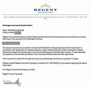 travel insurance compliant with schengen regulations With schengen visa health insurance letter