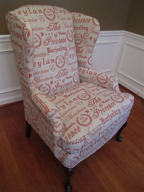 Script Chair Canada by Shabby Chairs And On