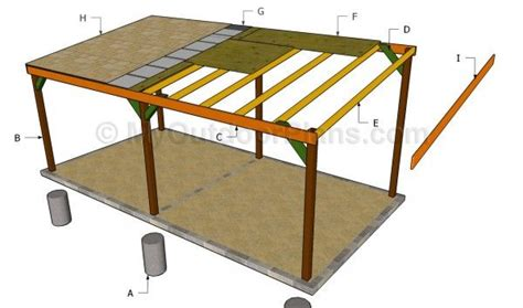 Carport Plans Free  Free Outdoor Plans  Diy Shed, Wooden