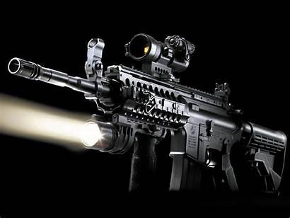 Assault Rifle Weapons Wallpapers Gun Cool Guns