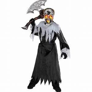 Child Boys Halloween Fancy Dress Costume New Horror Outfit ...