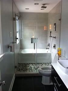 narrow bathroom bathroom ideas pinterest shower With how to set up a small bathroom