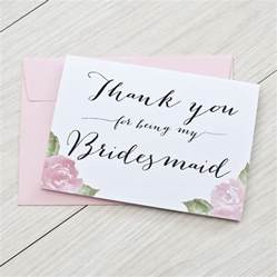 thank you for being my bridesmaid 39 thank you for being my bridesmaid 39 card by here 39 s to us notonthehighstreet