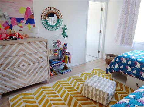 A Modern Boho Bedroom For Mazzy And Harlow