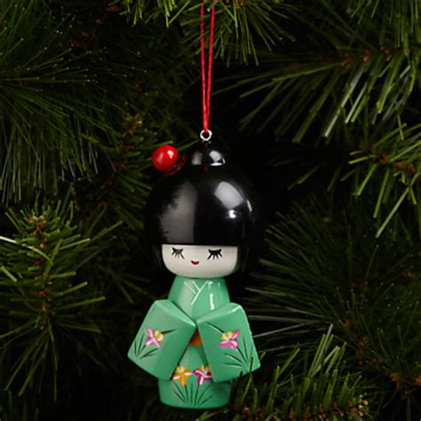 japanese christmas tree decorations holliday decorations