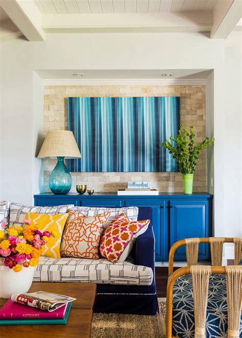 Colorful Interior Design by New Coastal Interior Design Ideas Home Bunch Interior