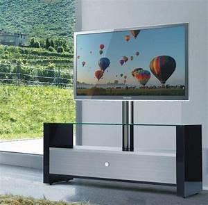 Fixer Une Télé Au Mur : comment choisir le bon meuble tv ~ Premium-room.com Idées de Décoration