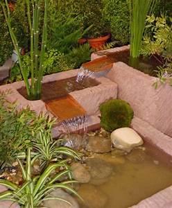 gartenbrunnen terrassenbrunnen wasserspiel werksand stein With französischer balkon mit pumpe brunnen garten