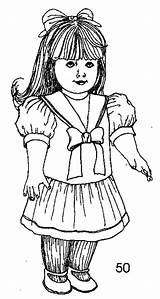 Coloring Pages American Doll Samantha Print Enchanting 9th June sketch template